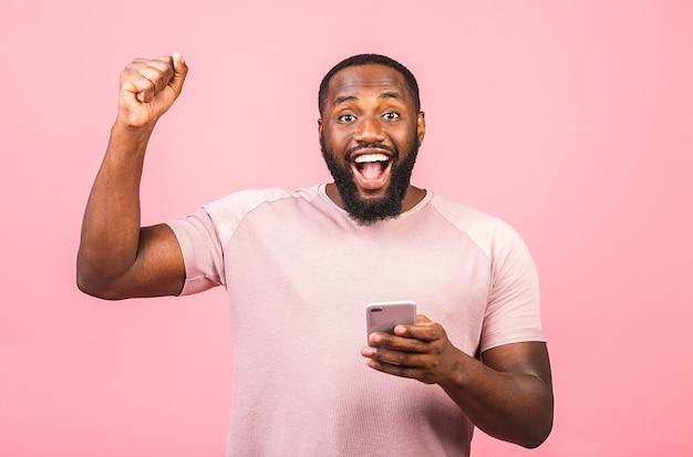 Афроамериканец стал чем-то победителем