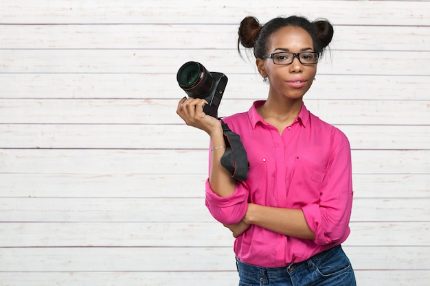 African american photographer