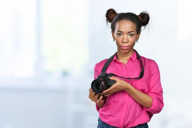 African american photographer