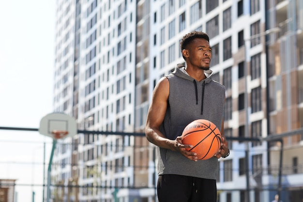 アフリカのバスケットボール選手