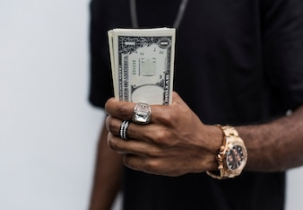 アフリカの現金