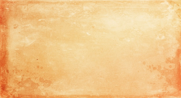 Старый фон, бежевый коричневый пустой гранж материал, винтажная текстура бумаги