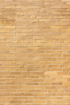 Aged brick wall background