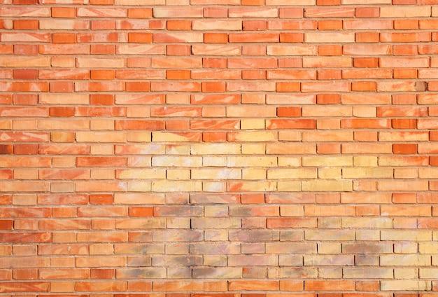 Aged bricks wall