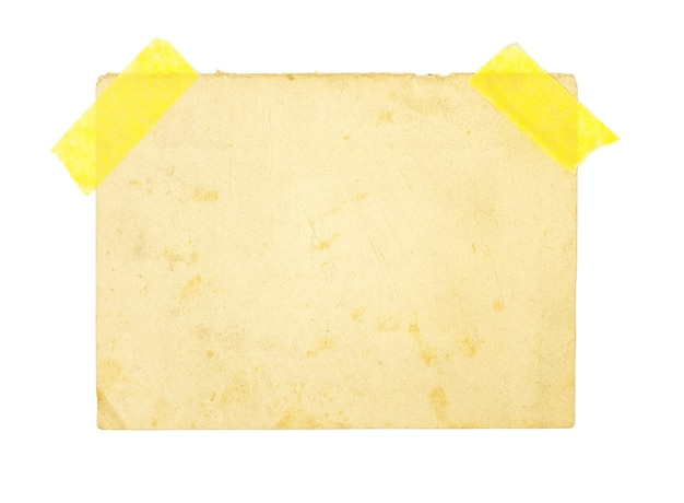 Текстуру состаренной бумаги можно использовать в качестве фона