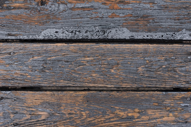 Aged wood wall background