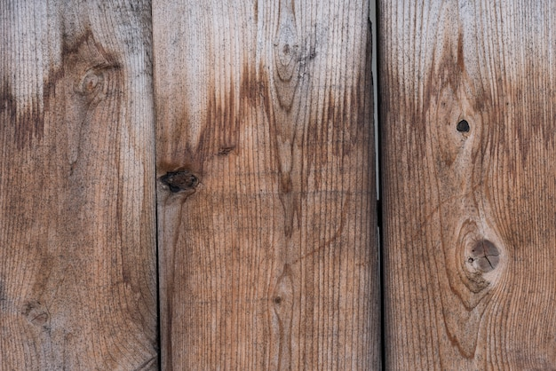 Aged wooden wall background