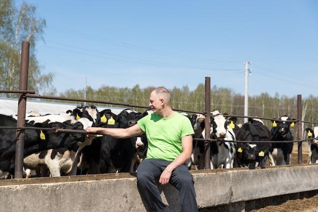 農業、農業、人と畜産