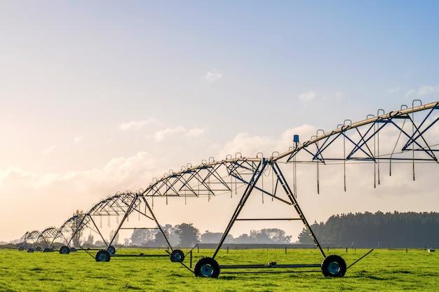 Agriculture modern irrigation