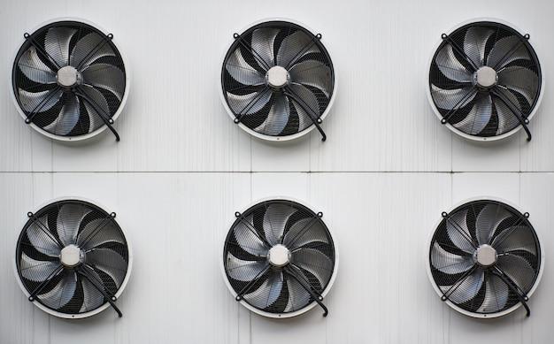 空調および冷却システム