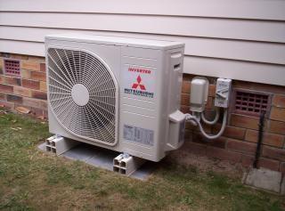 Air conditioner, heavy
