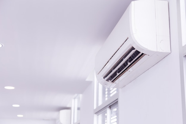 Air conditioner inside the room