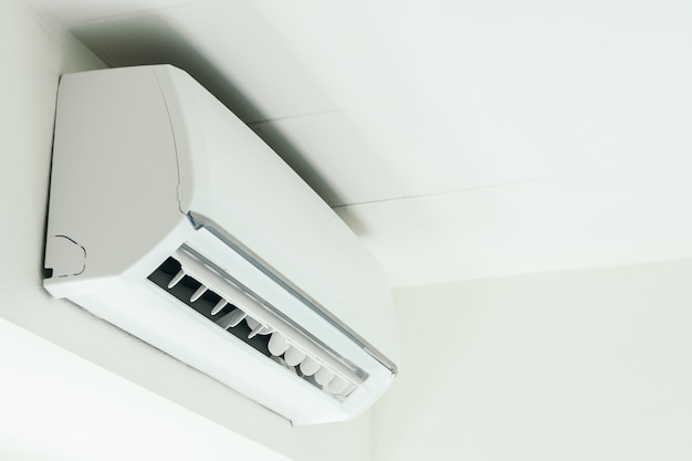 Air conditioning decoration interior