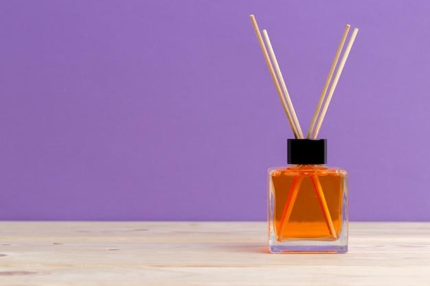 自宅の芳香剤スティック