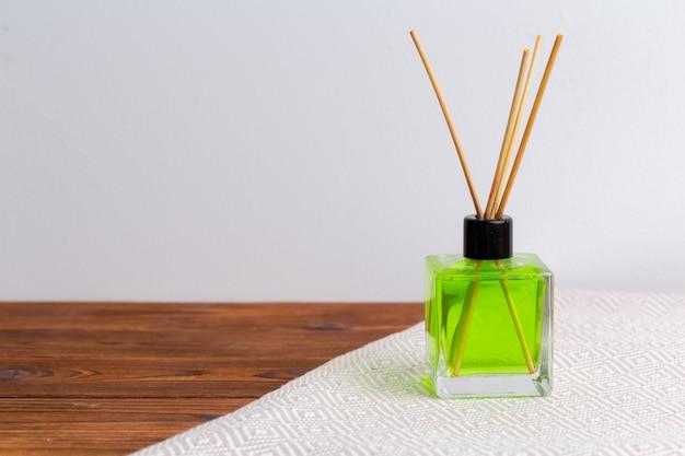 Air freshener sticks at home