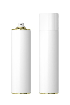 Air spray cans
