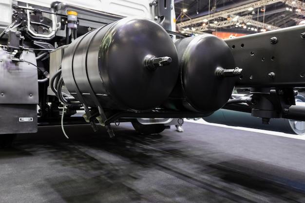 Воздушные баки для тормозной системы