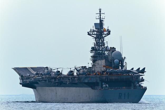 Aircraft carrier principe de asturias