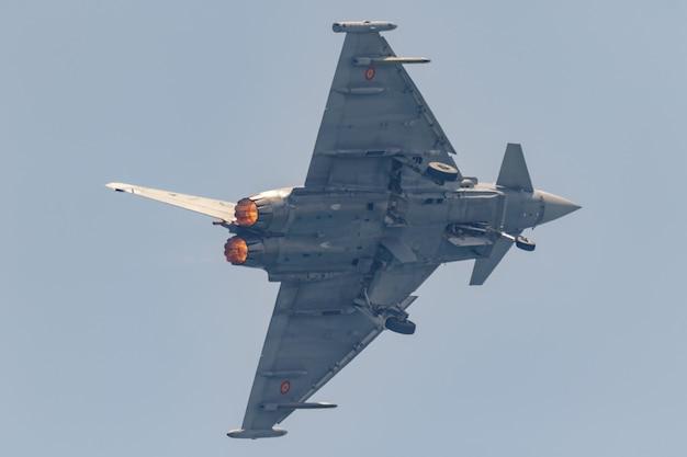 Aircraft eurofighter typhoon c-16
