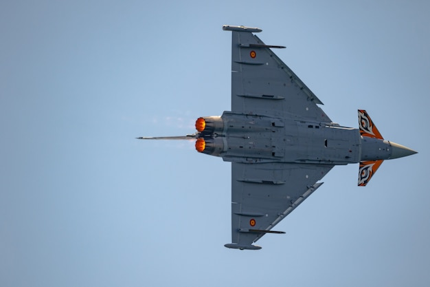 Aircraft eurofighter typhoon c-16