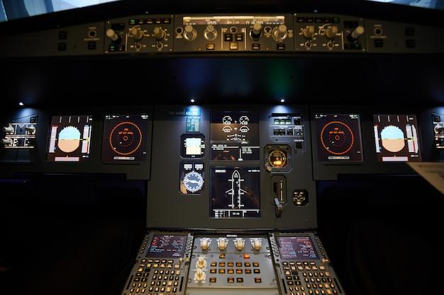 Система управления полетом самолета