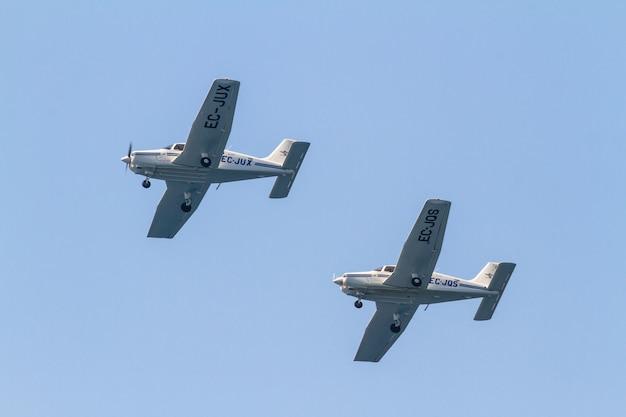 Aircraft piper warrior