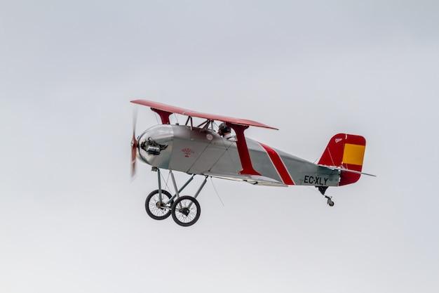 Airplane staaken z-21a flitzer
