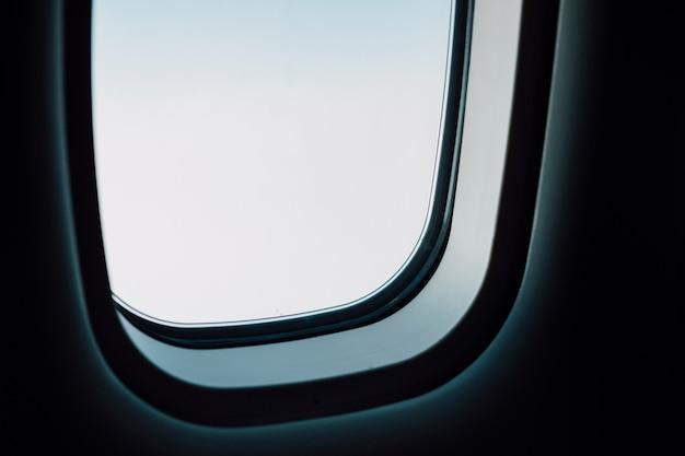 Finestra dell'aeroplano