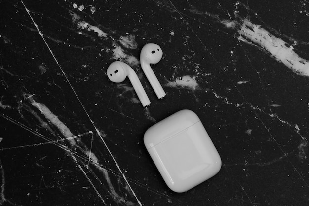 Airpods wireless headphones by apple