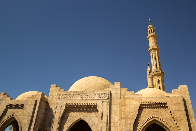 Al-mustafa mosque in sharm el sheikh