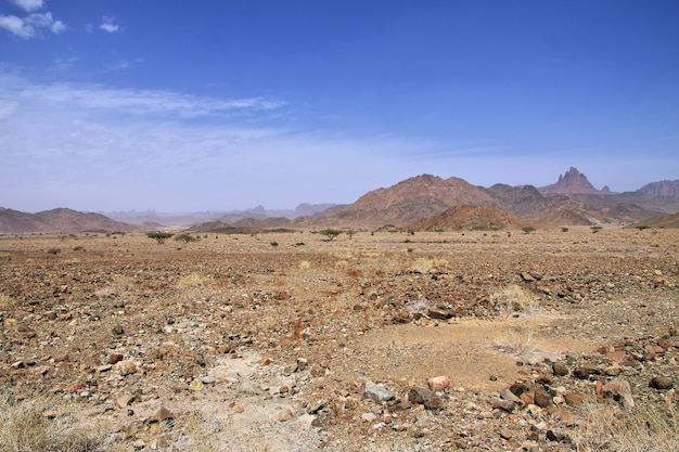 サウジアラビアのアルシャクグレートキャニオン