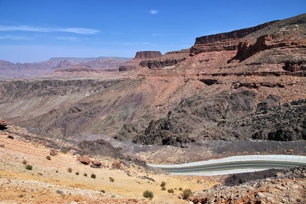 Большой каньон аль-шак саудовская аравия