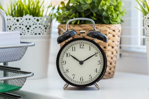 Alarm clock, bell