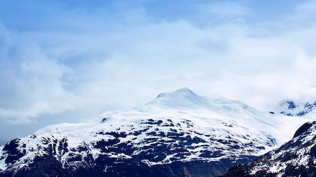 Alaska, united states, glacier bay, national park, majestic, ice peak
