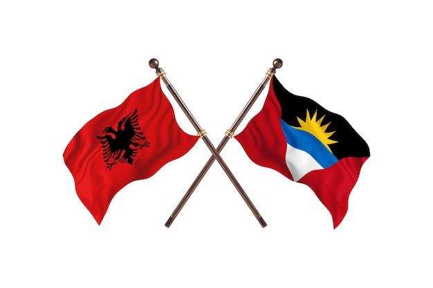 알바니아 대 앤티가 바부다 투 플래그