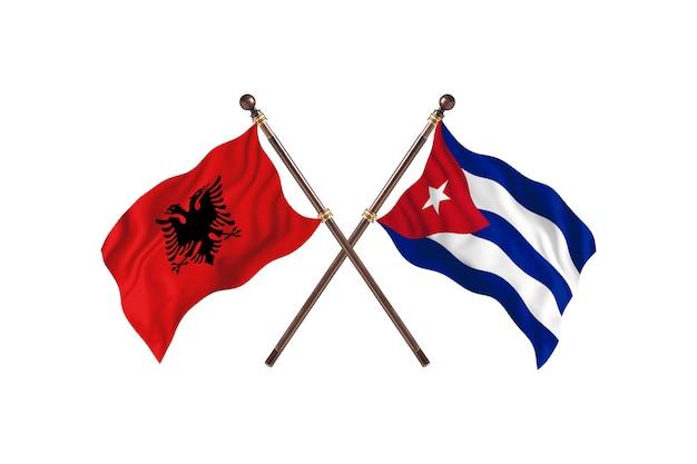 알바니아 대 쿠바 투 플래그