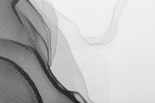 アルコールインクの空気の質感。デザインのための抽象芸術。