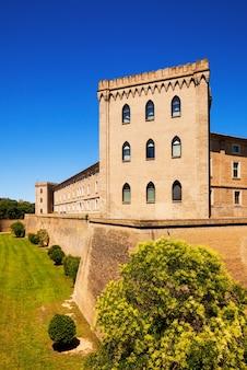 サラゴサのaljaferia palace
