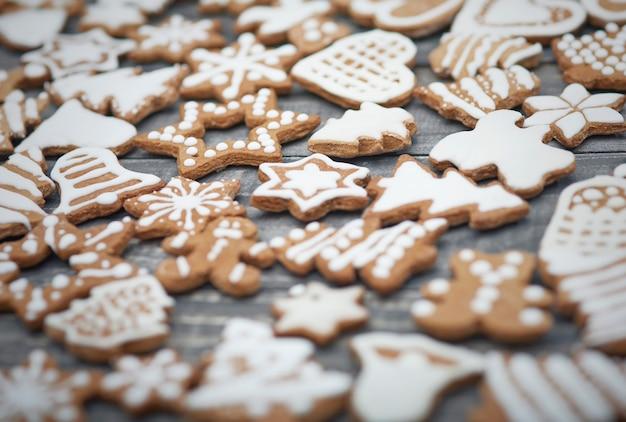 Tutti i biscotti sono pronti per essere mangiati