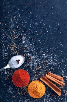 All indian spices