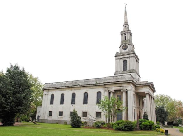 All saints church, london