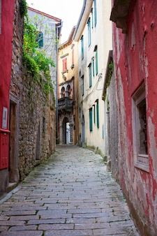 Alley of labin