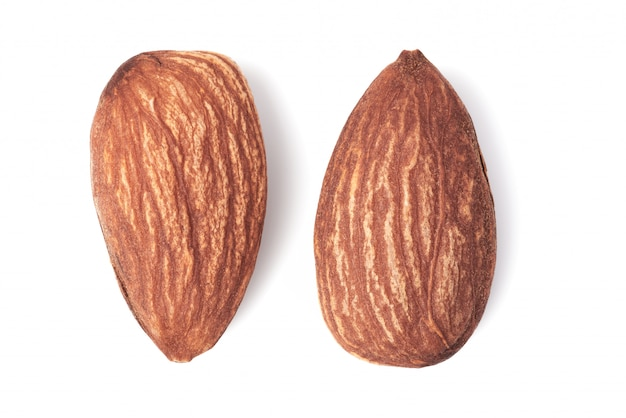 Almonds have very high nutritional value