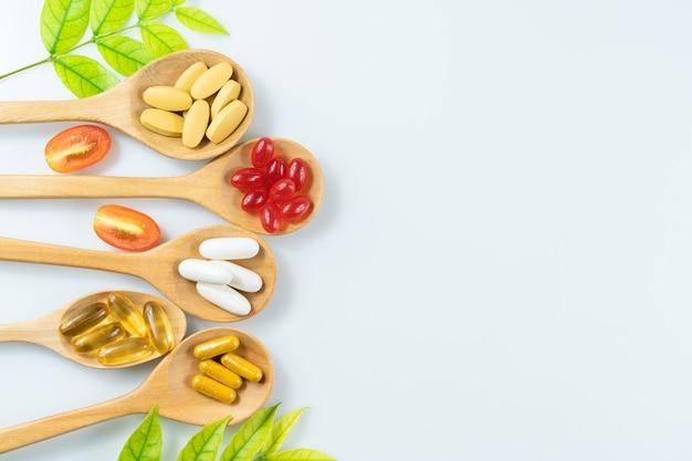 代替医療、ビタミン、サプリメント