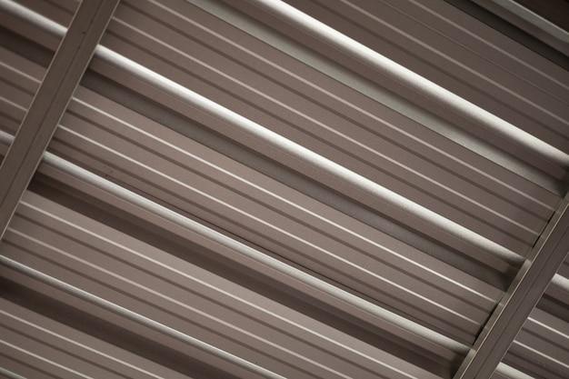 アルミ板金屋根工業ビル屋根