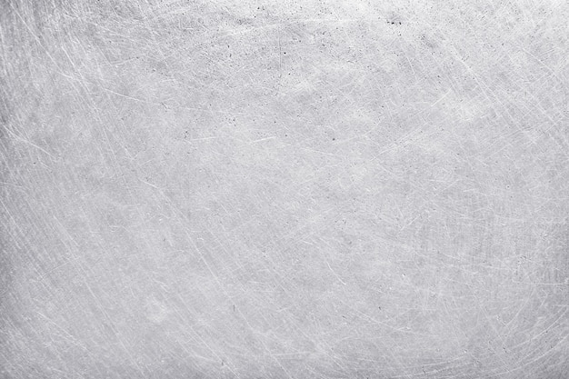 Aluminium metal texture background with scratches and polished.