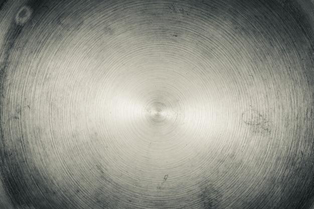 Aluminum pot background