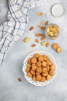 Миндальное печенье амаретти