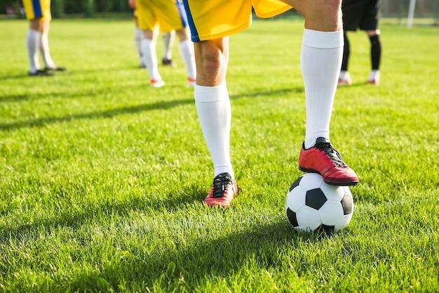 Любительская футбольная концепция
