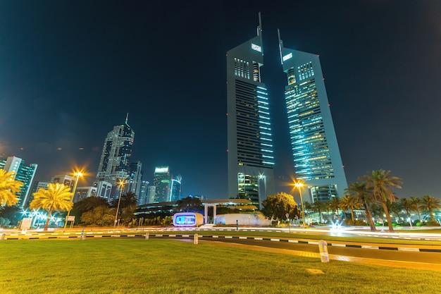 Sorprendenti grattacieli nei pressi